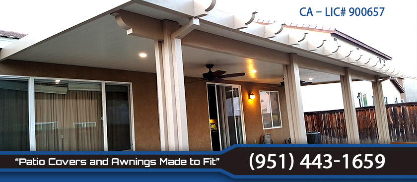 Patio Covers in Menifee